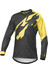 Mavic Crossmax Pro LS Jersey Men black/yellow
